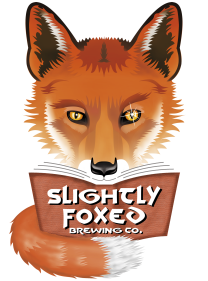 Logo for Slightly Foxed Brewing Co.
