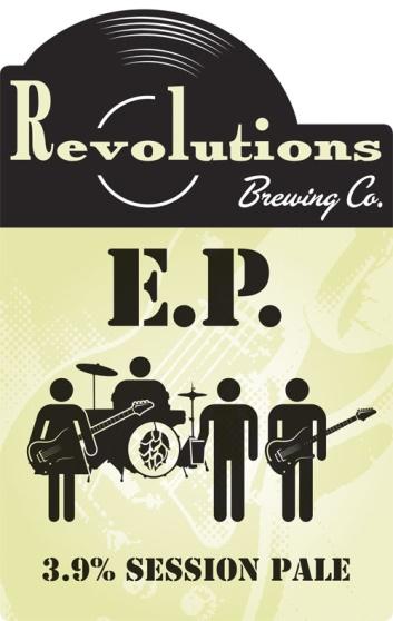 Revolutions Brewing Company