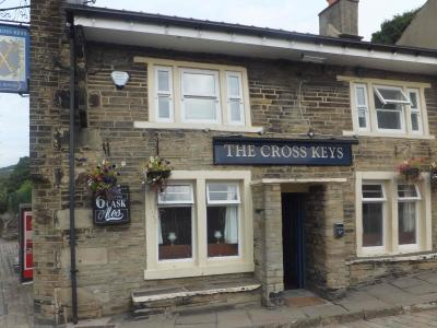 Cross Keys, Siddal